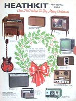 1966 Heathkit catalog