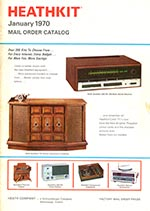 1967 Heathkit catalog