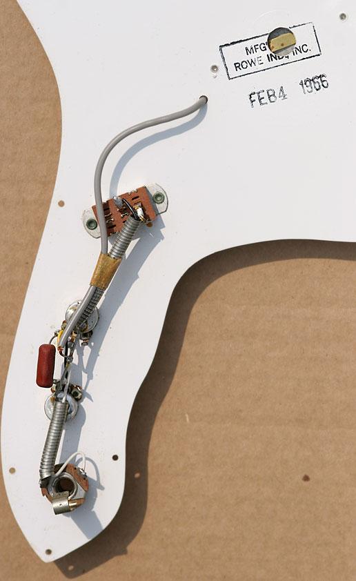 Harmony H14 Bobkat wiring on