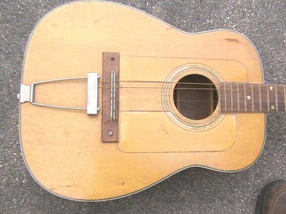 Sovereign Jumbo 12 String H1270 Guitar