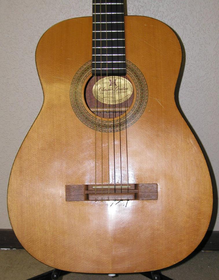 Harmony acoustic guitar models
