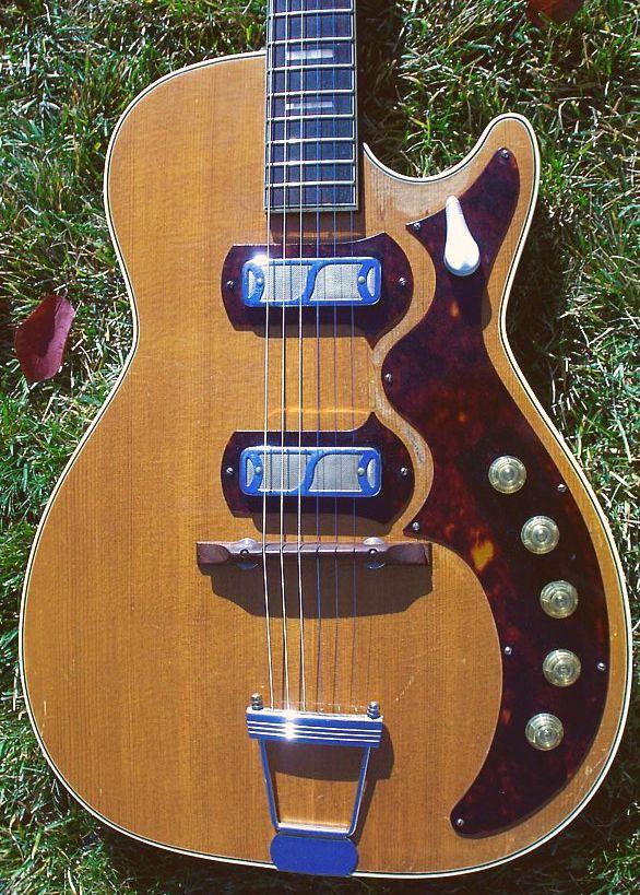 anybody seen my baby guitar