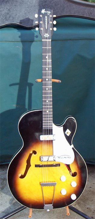 Rocket 2 Pickup H54 Guitar