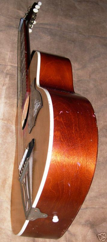 Stella H927 guitar - made by Harmony