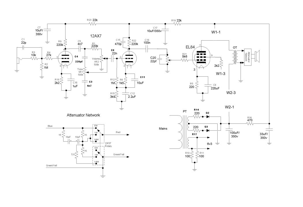 Adding Effects loop to Vox AC4 : Other Amps : The Gretsch Pages on ef86 preamp schematic, fender twin reverb schematic, carrier furnace schematic, marshall schematic, ac15 schematic, fender frontman 212r schematic, fender bassman 50 schematic, fender 5150 schematic, ac30 schematic, silvertone 1482 schematic, mxr phase 100 schematic, mesa boogie dual rectifier schematic, amp schematic, matchless lightning schematic, silvertone 1481 schematic, fender stage 160 schematic, roland jc120 schematic, pignose g40v schematic, speakers schematic,